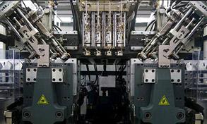 oblique blow molding technology