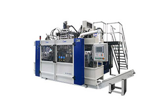 daily chemical blow molding machine