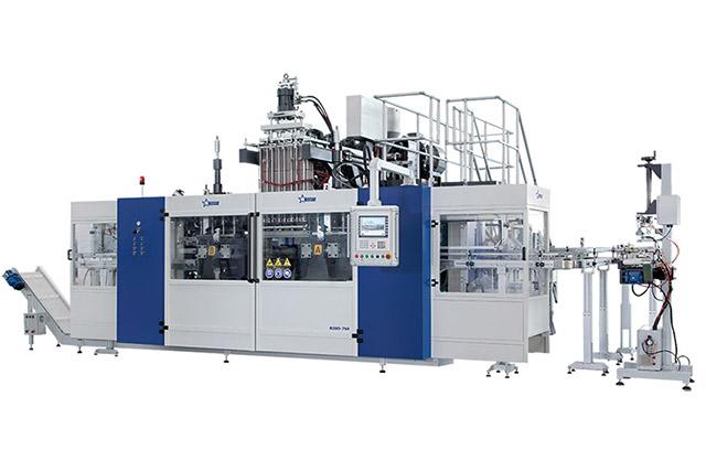 extrusion blow moulding machine,co-extrusion blow molding machine
